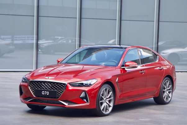 Style and Comfort in 2019 G70 from Genesis